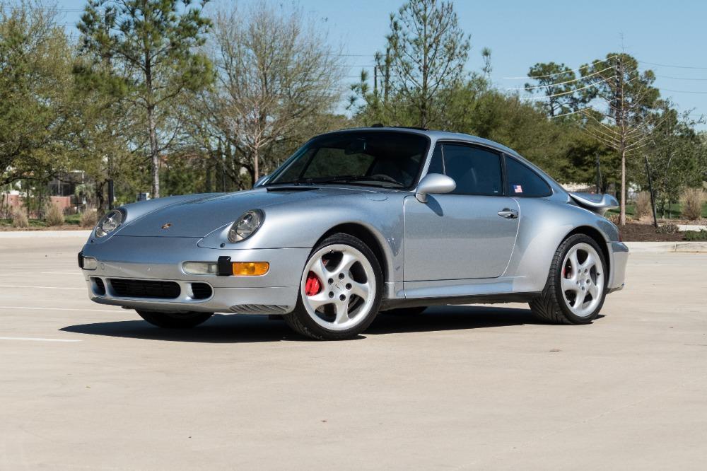 1996 Porsche 993 Twin-Turbo