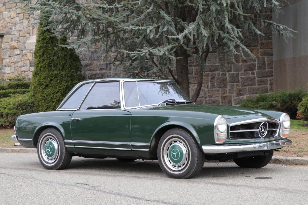 1967 Mercedes-Benz 280SL