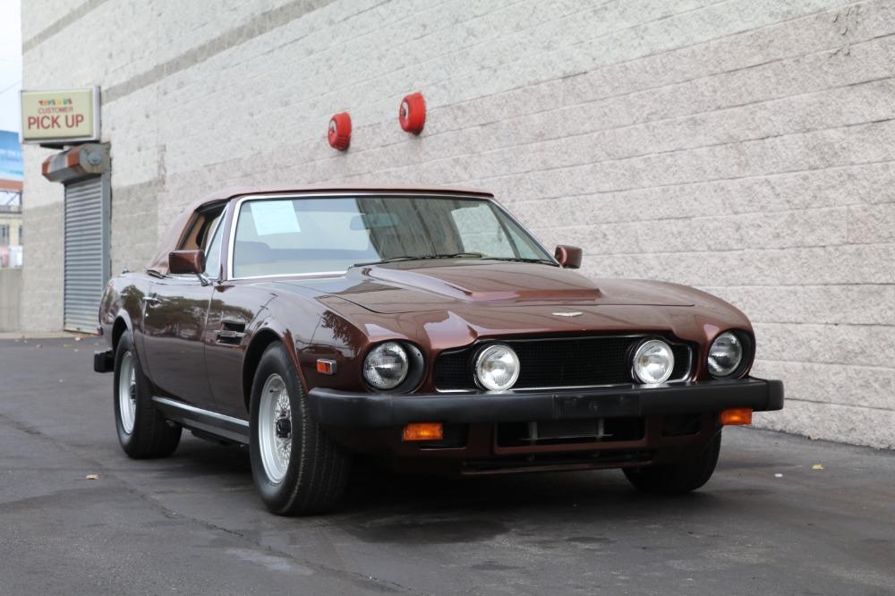 1984 Aston Martin Volante