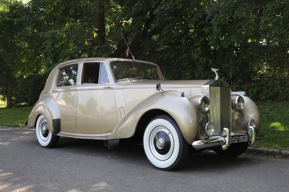 1952 Rolls-Royce Silver Dawn LHD