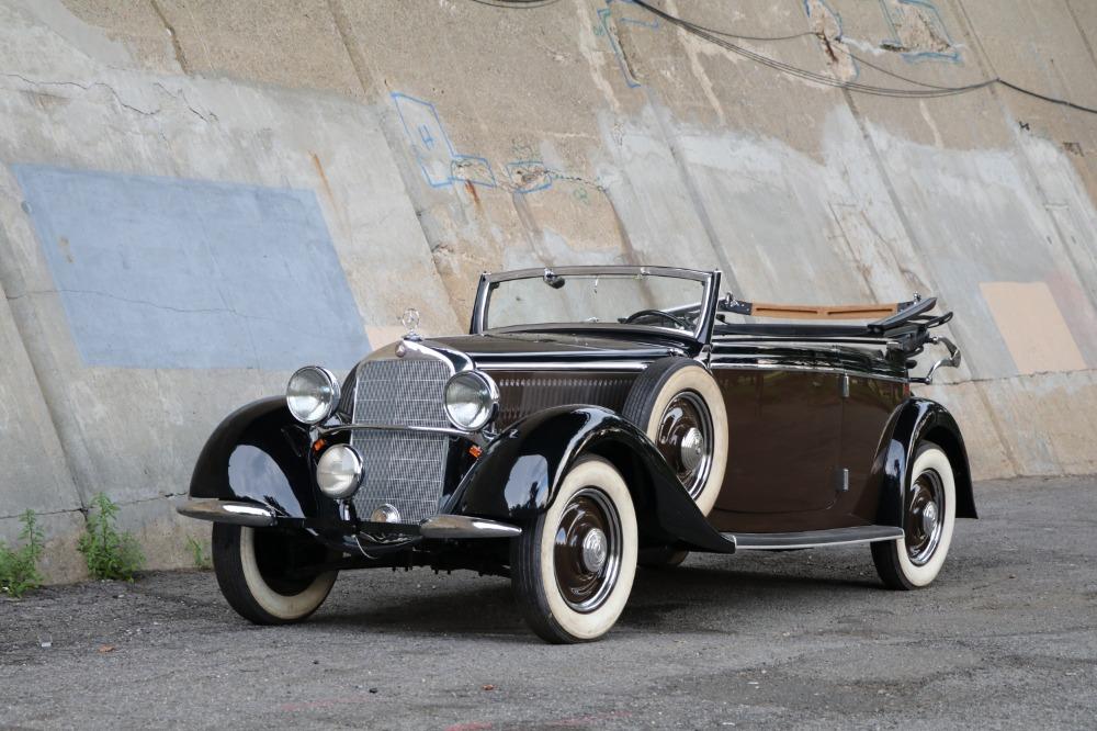1937 Mercedes-Benz 230B Cabriolet