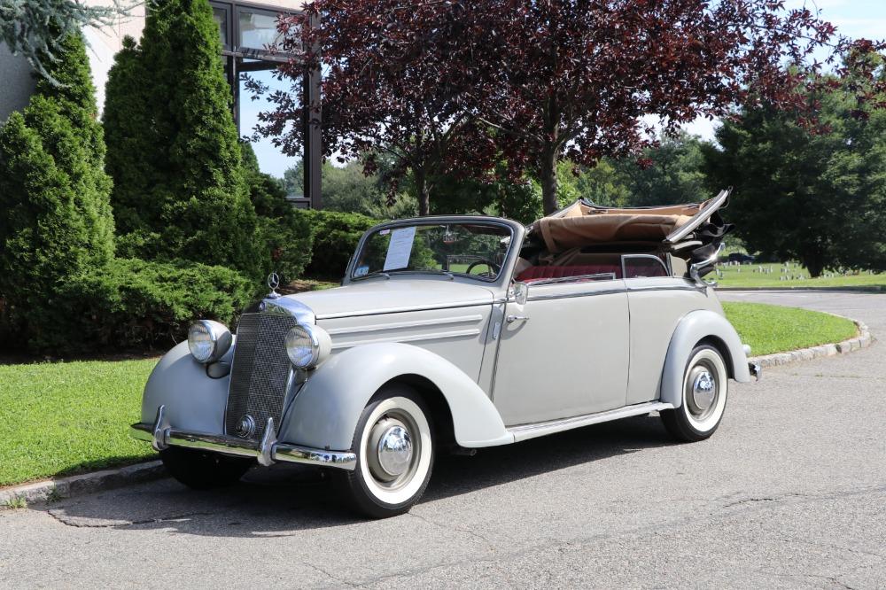 1950 Mercedes-Benz 170S Cab