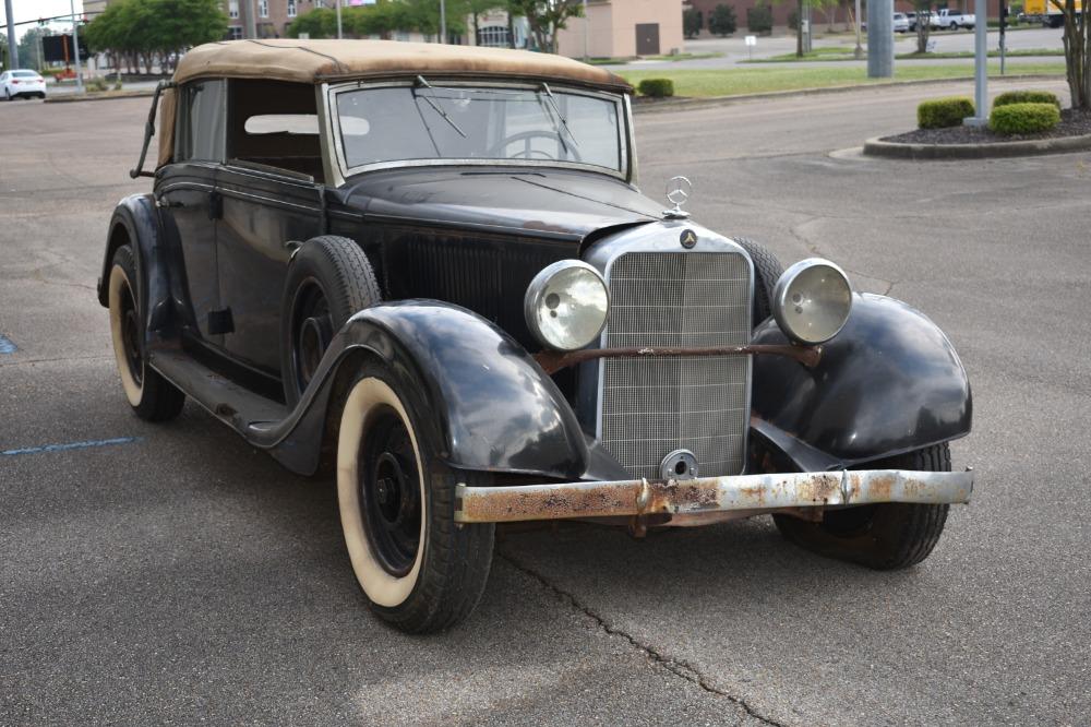 1934 Mercedes-Benz 290