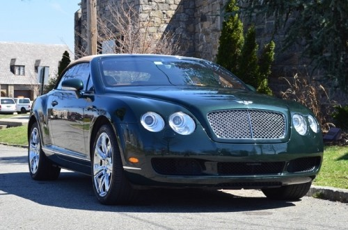 2008 Bentley Continental GTC Continental GTC AWD