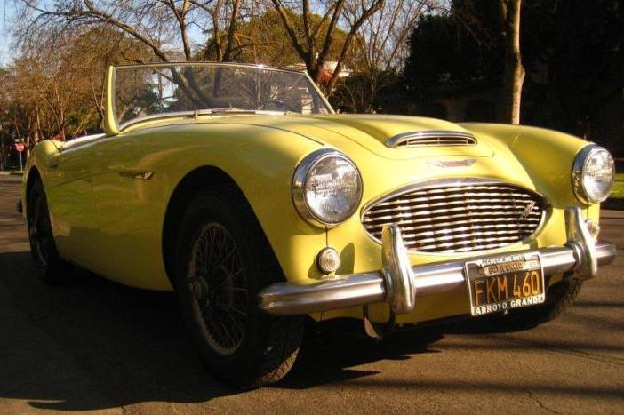 Austin Healey Wanted: Austin Healey 3000 Mk-I , 3000 MK-II, 3000 MK-III, 100-4, 100-6.