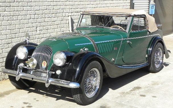 Morgan  Wanted: Morgan 1947 To 2003 Morgan Any Roadster..