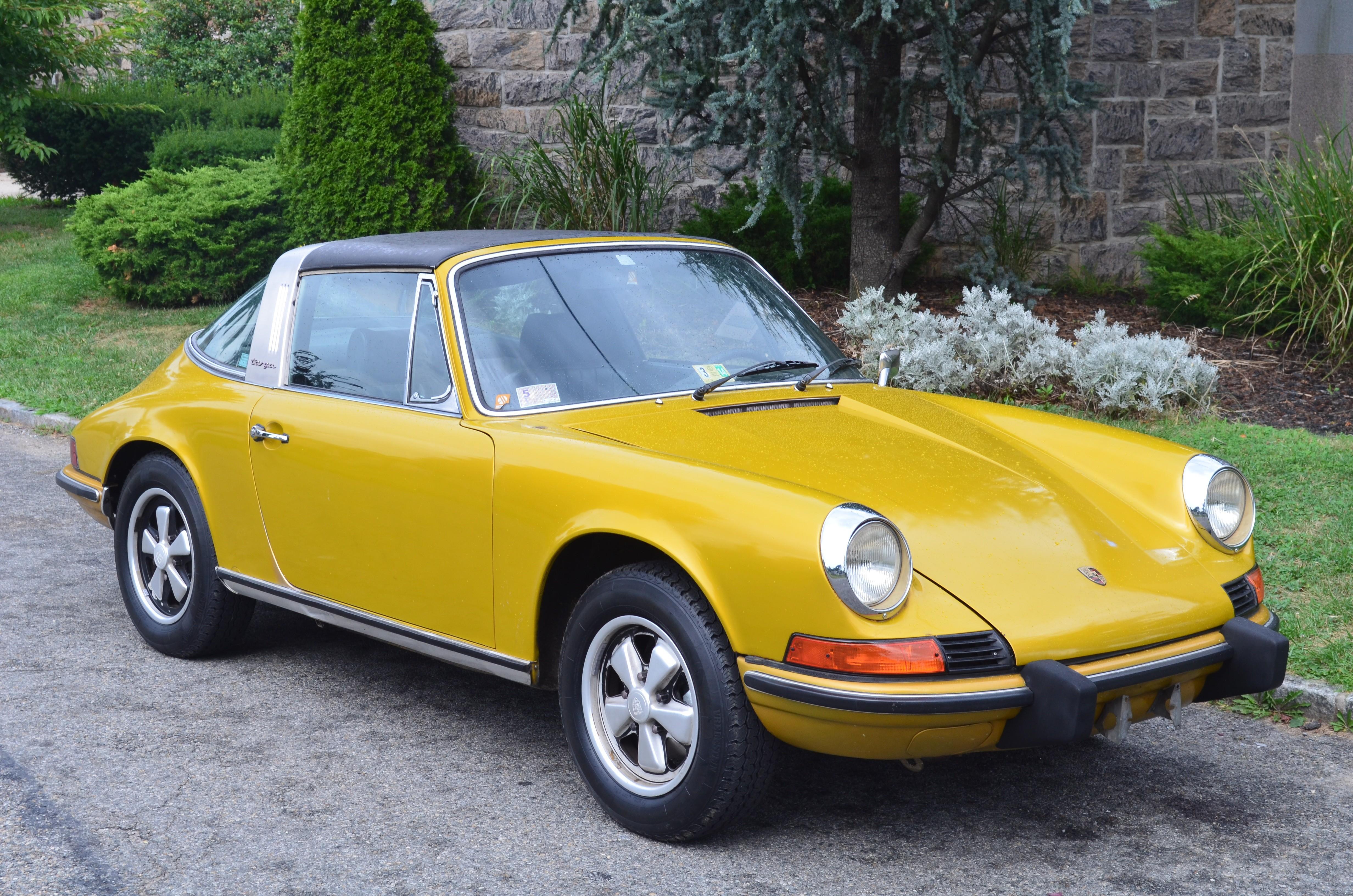 We Buy Classic Porsche 911