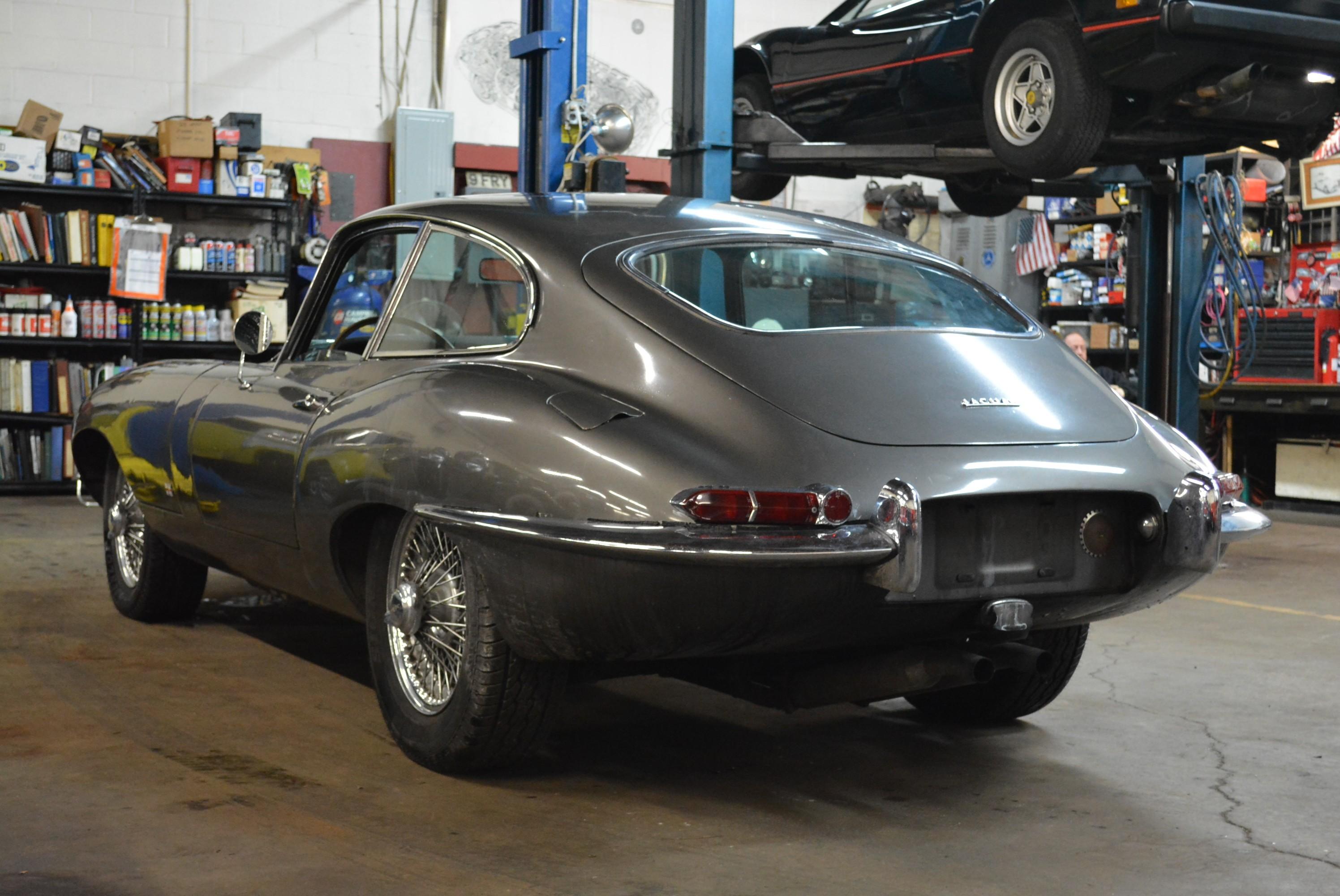 We Buy Classic Jaguar E-Type