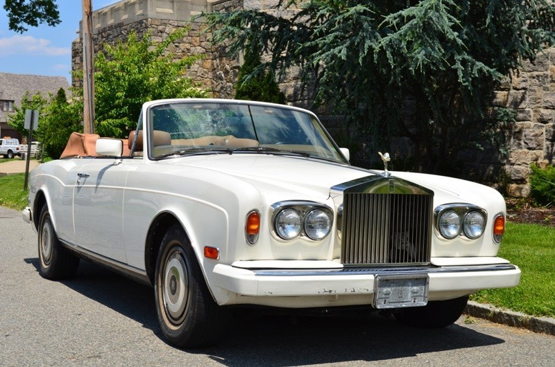 1989 rolls royce corniche stock 17825 for sale near astoria ny ny rolls royce dealer. Black Bedroom Furniture Sets. Home Design Ideas