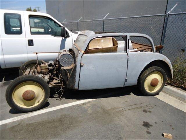 Used 1937 DKW F7 Cabriolet Coupe | Astoria, NY