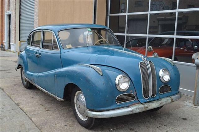 Used 1957 BMW 501 Sedan Coupe   Astoria, NY