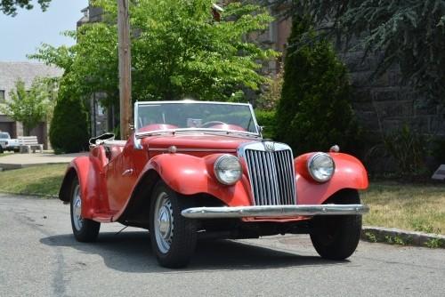 1955 MG TF Convertible