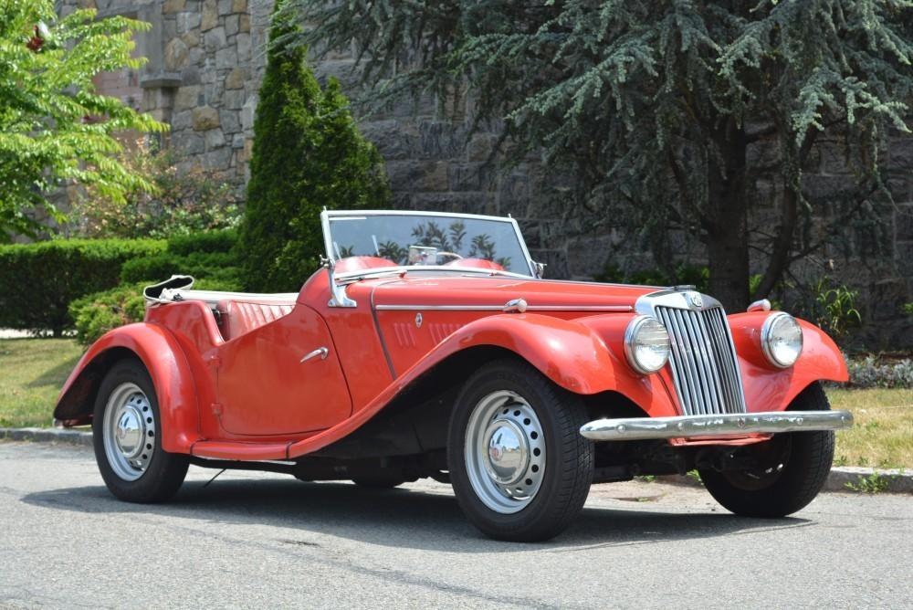 Collector Car Trader >> 1955 MG TF Convertible Stock # 18482 for sale near Astoria, NY | NY MG Dealer