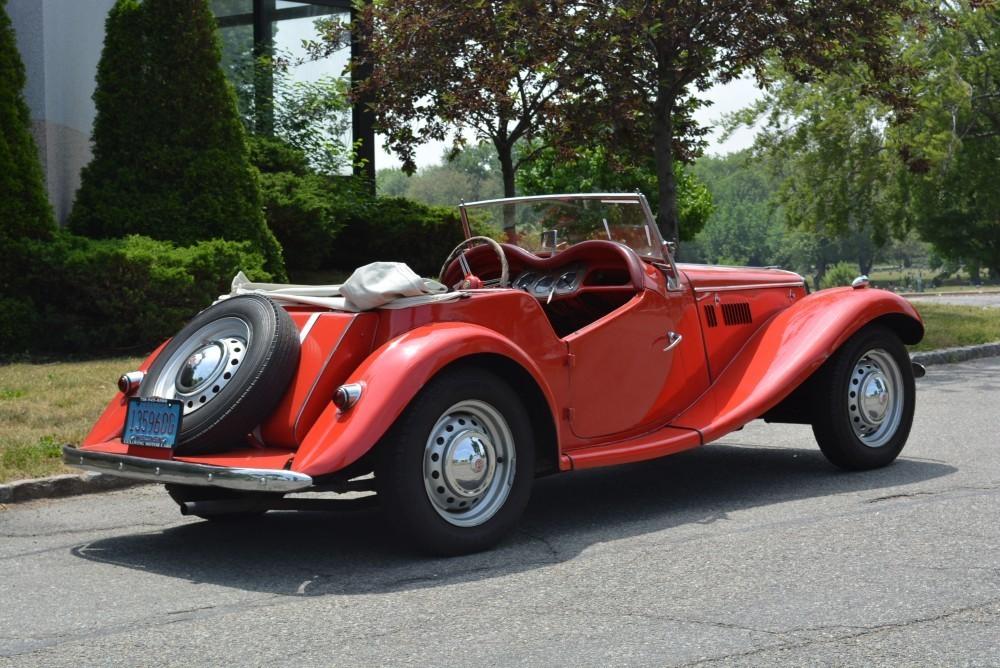 Used 1955 MG TF Convertible   Astoria, NY