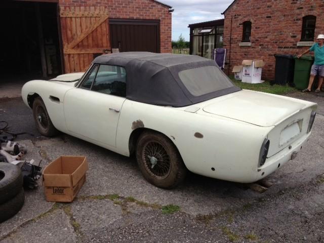 Used 1966 Aston Martin DB6 Volante  | Astoria, NY