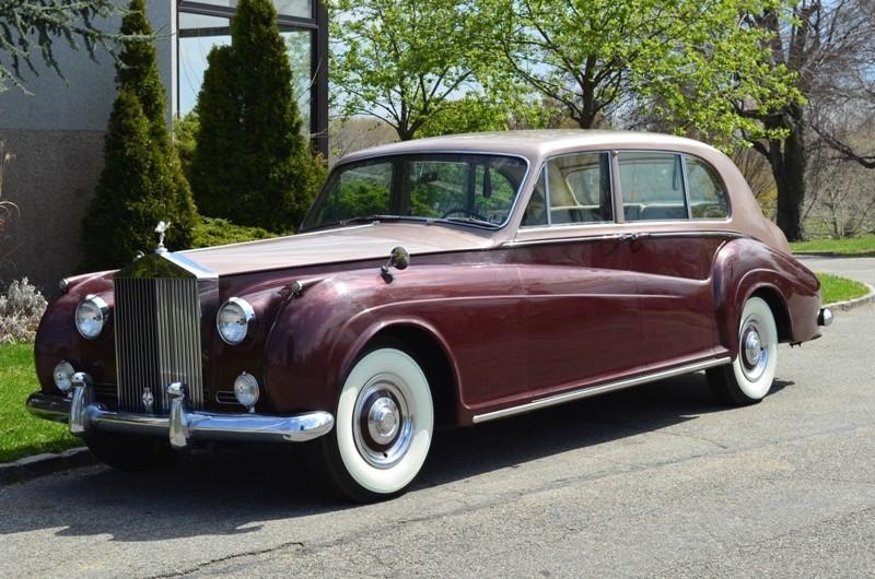 Collector Car Trader >> 1960 Rolls-Royce Phantom V Stock # 19399 for sale near Astoria, NY | NY Rolls-Royce Dealer