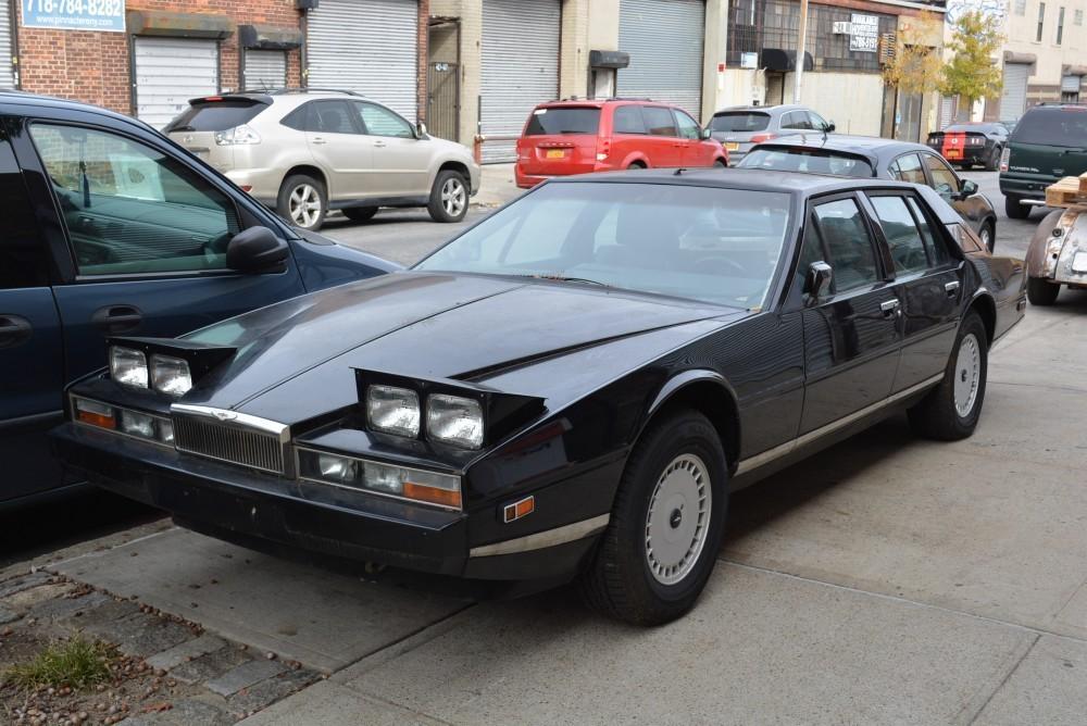 Antique Auto Trader >> 1986 Aston Martin lagonda Stock # 19776 for sale near ...