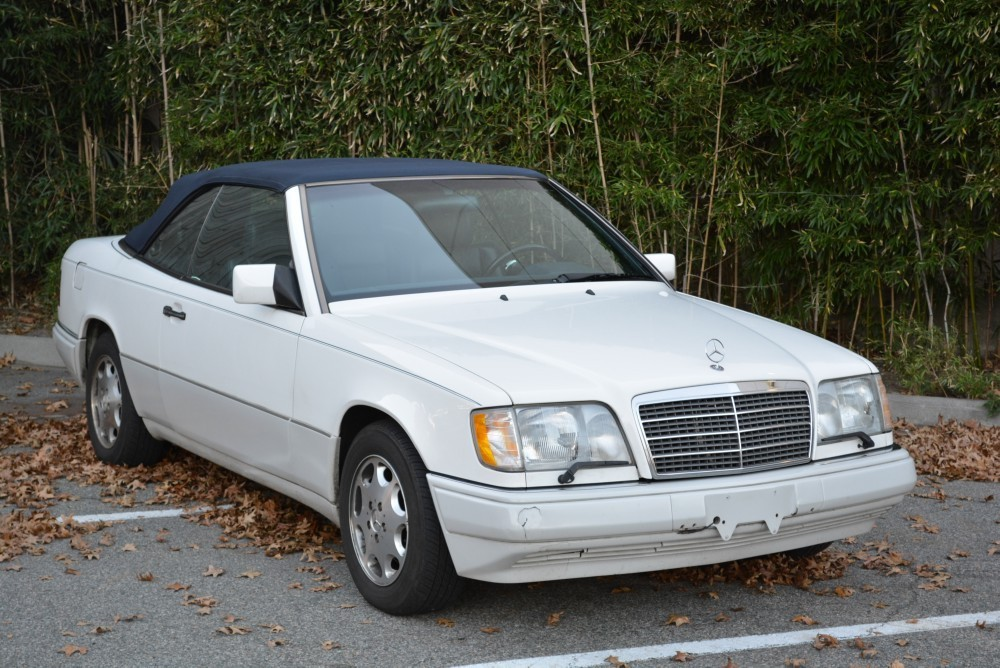 1995 mercedes benz e320 stock 19824 for sale near astoria ny ny mercedes benz dealer. Black Bedroom Furniture Sets. Home Design Ideas