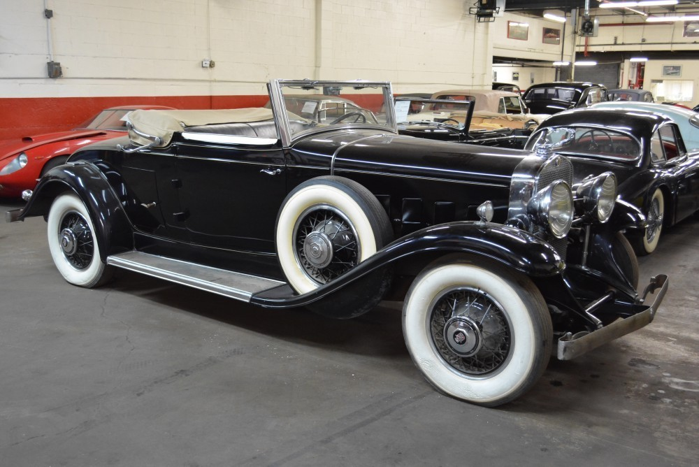 1931 Cadillac Convertible Stock # 19828 for sale near Astoria, NY ...