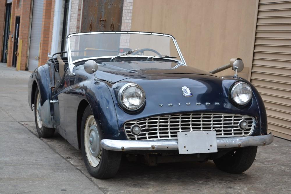1959 Triumph TR3 Stock # 19856 for sale near Astoria, NY