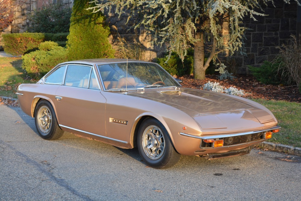 1969 Lamborghini Islero S Stock 19874 For Sale Near Astoria Ny