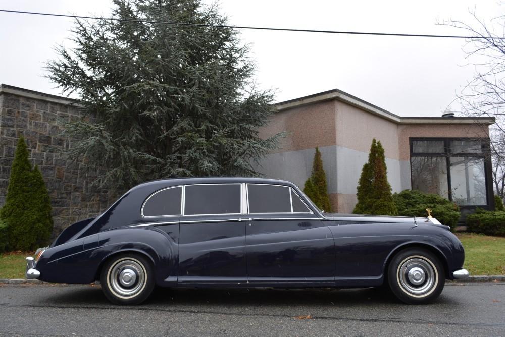 1961 Rolls Royce Phantom V Stock 19892 For Sale Near