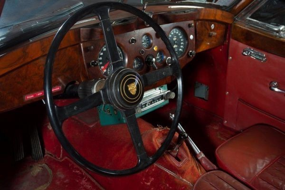Used 1956 Jaguar XK-Series DHC | Astoria, NY