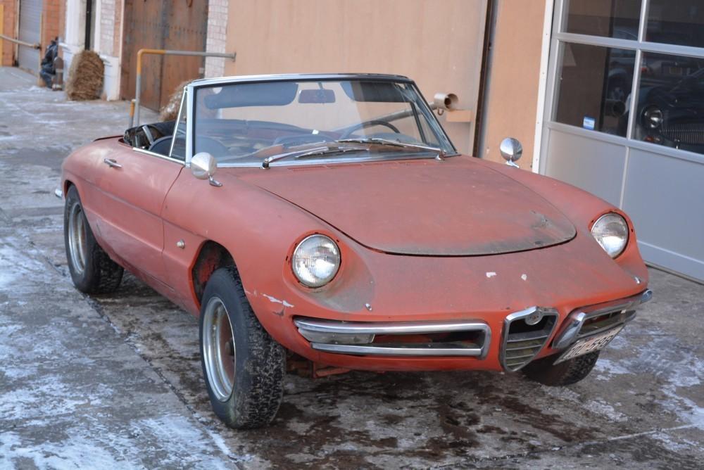 Alfa Romeo Duetto Stock For Sale Near Astoria NY NY - 1967 alfa romeo spider for sale