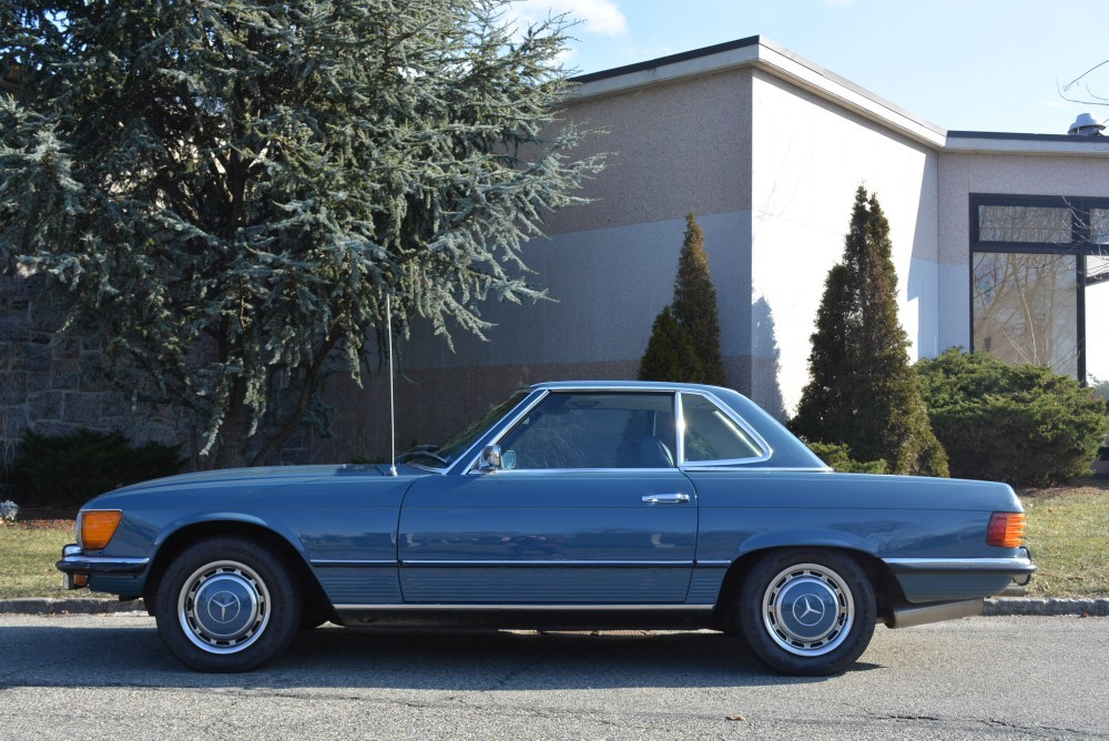 Antique Auto Trader >> 1973 Mercedes-Benz 450SL Stock # 19975 for sale near Astoria, NY | NY Mercedes-Benz Dealer