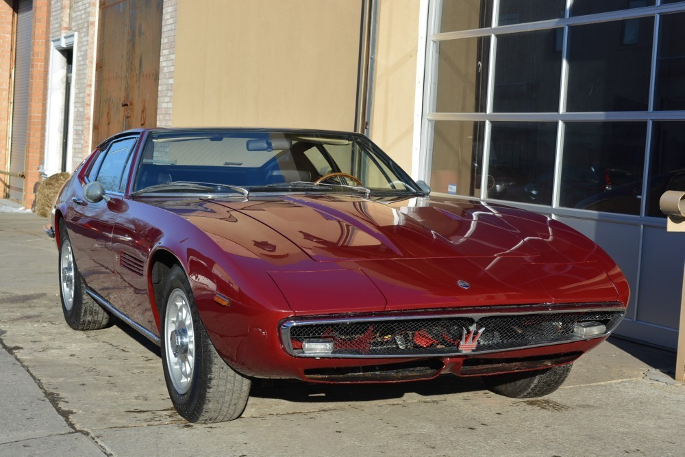 1970 maserati ghibli stock 20005 for sale near astoria ny ny maserati dealer. Black Bedroom Furniture Sets. Home Design Ideas