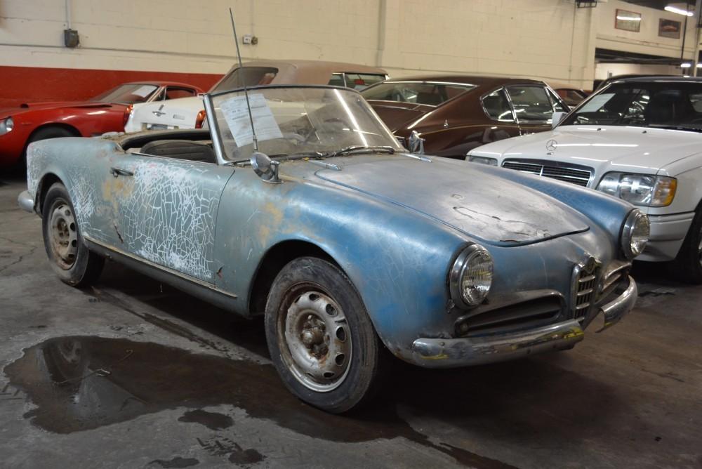 1960 alfa romeo giulietta spider veloce stock 19955 for sale near astoria ny ny alfa romeo - Nearest alfa romeo garage ...