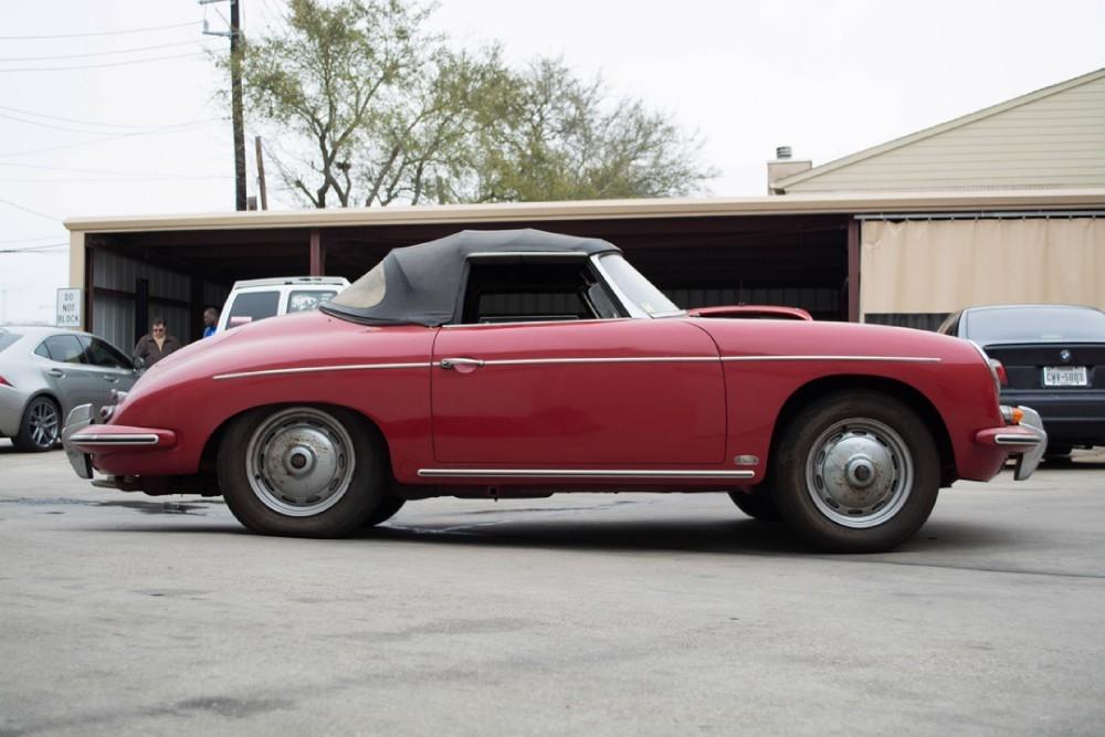 Used 1961 Porsche 356 Roadster  | Astoria, NY
