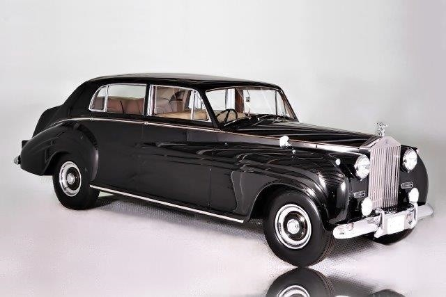1954 Rolls Royce Silver Wraith 6 Passenger James Young