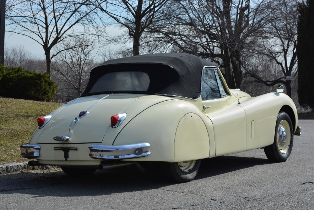 Used 1957 Jaguar XK140 DHC | Astoria, NY