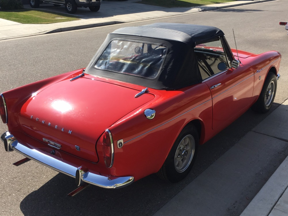 1964 Sunbeam Tiger Series I 2