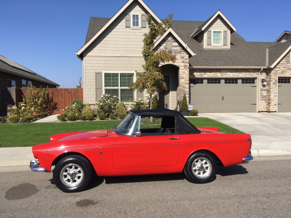 1964 Sunbeam Tiger Series I 3