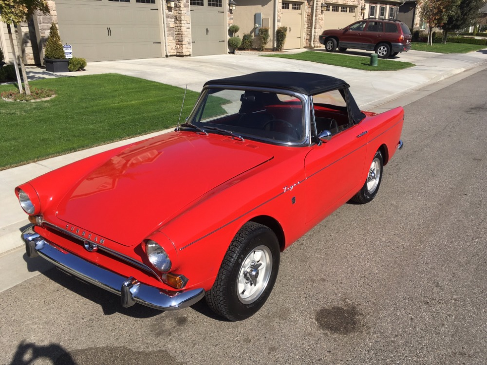 1964 Sunbeam Tiger Series I 4