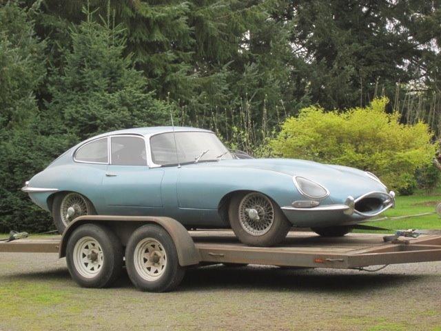 1961 jaguar xke series i coupe stock 20131 for sale near astoria ny ny jaguar dealer. Black Bedroom Furniture Sets. Home Design Ideas