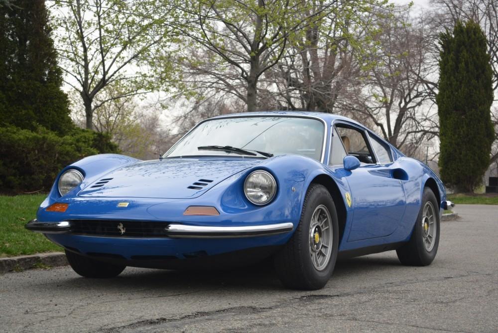 1971 Ferrari 246GT Dino 2