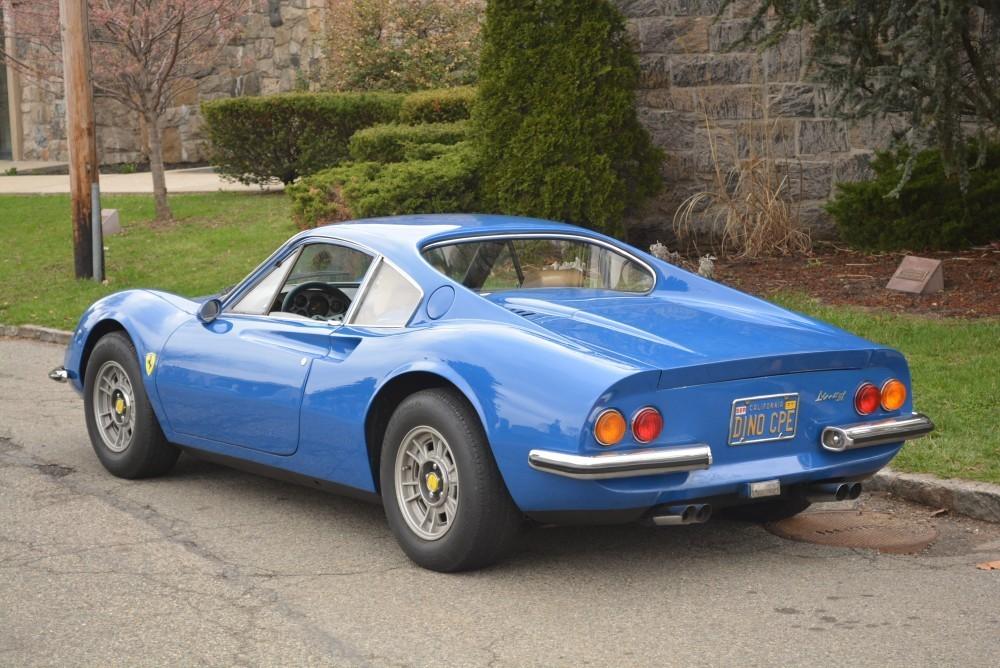 1971 Ferrari 246GT Dino 5