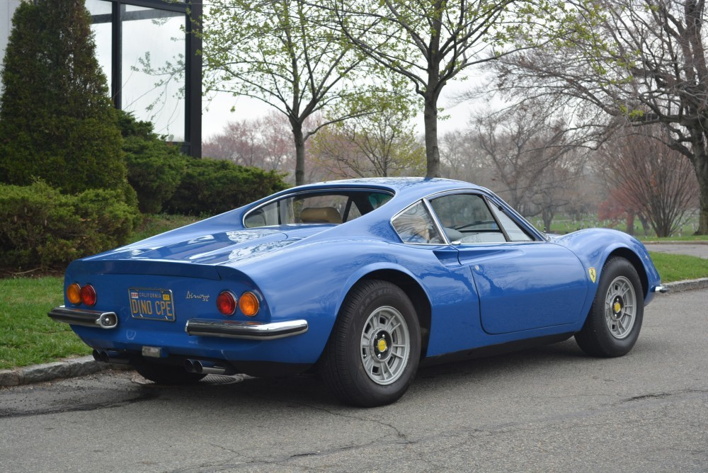 1971 Ferrari 246GT Dino 6