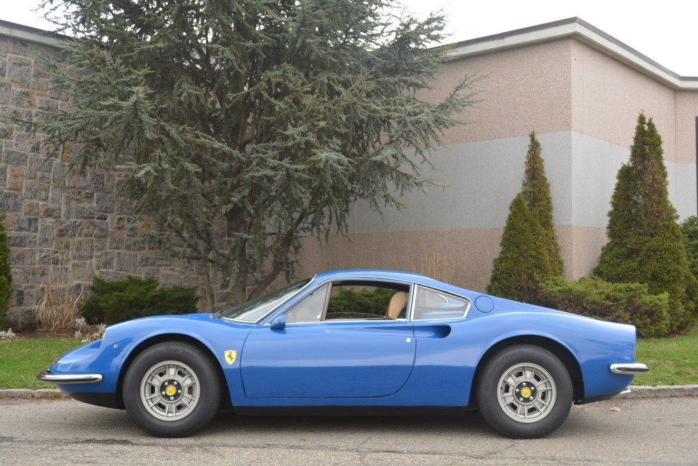 1971 Ferrari 246GT Dino 7