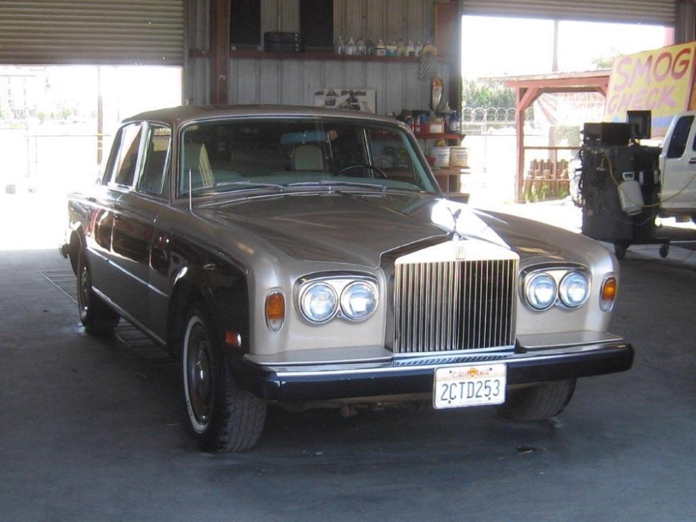 1976 Rolls-Royce Silver Shadow Stock # 20184 for sale near Astoria ...