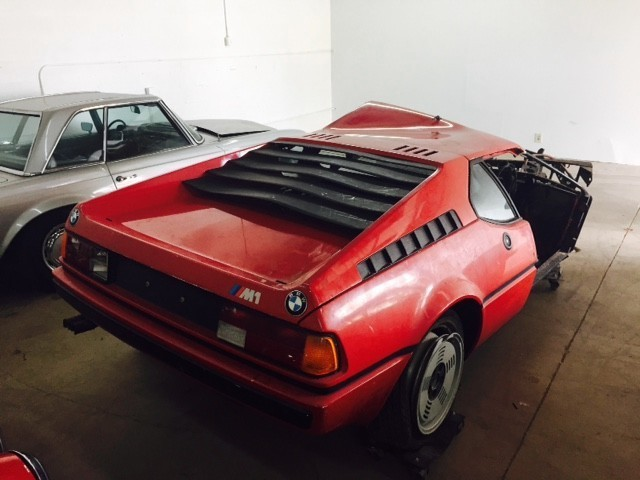 Used Car Dealer Near Me >> 1980 BMW M1 Stock # 20178 for sale near Astoria, NY | NY BMW Dealer