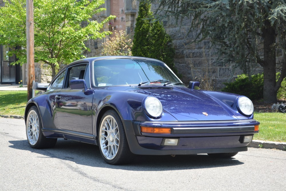 Used Car Dealer Near Me >> 1987 Porsche 911 Turbo Stock # 20176 for sale near Astoria, NY | NY Porsche Dealer