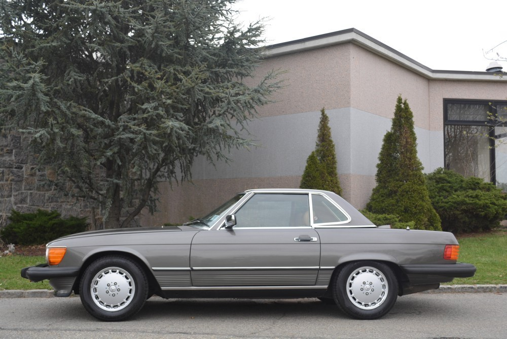 1986 Mercedes-Benz 560SL Stock # 20186 for sale near ...