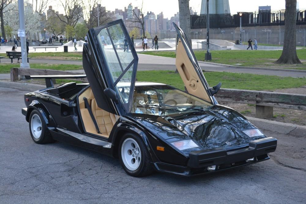 1986 Lamborghini Countach 5000 Quattrovalvole Stock 20204 For Sale Near Astoria Ny Ny