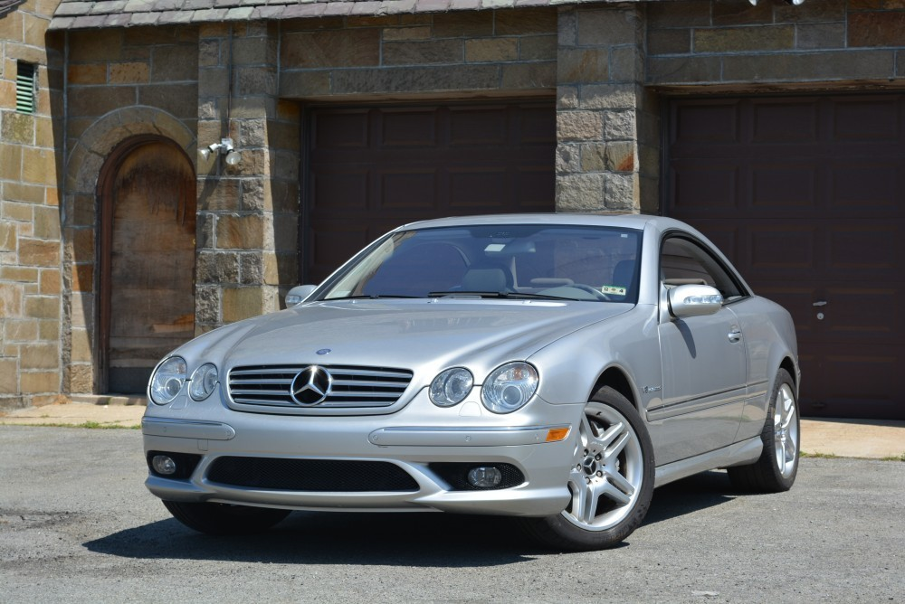 2004 mercedes benz cl55 amg coupe stock 20207 for sale for Mercedes benz cl55 amg for sale