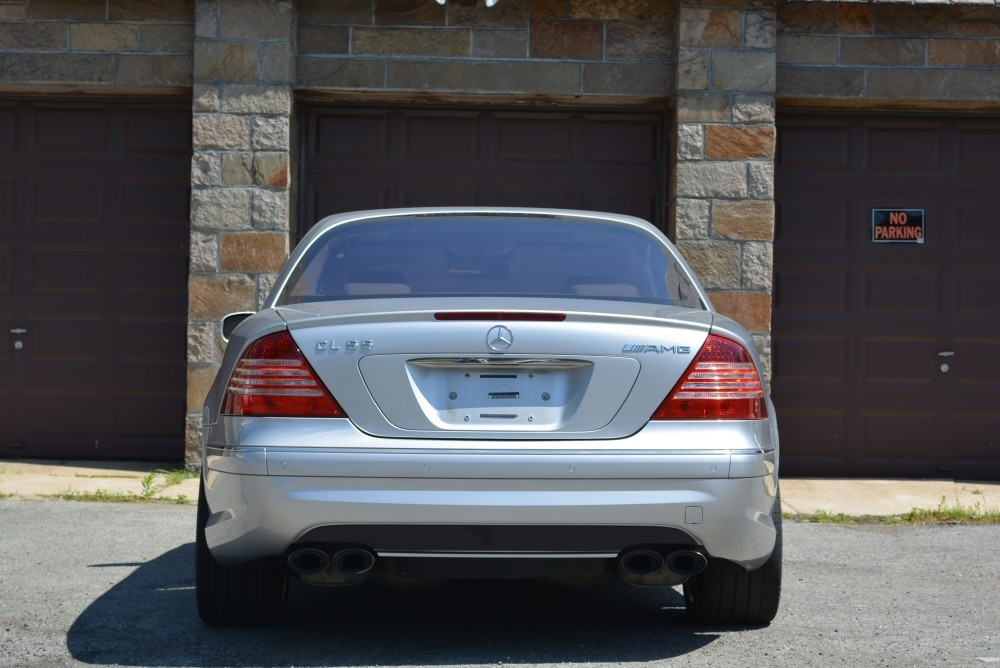 2004 mercedes benz cl55 amg coupe stock 20207 for sale for Mercedes benz sign for sale