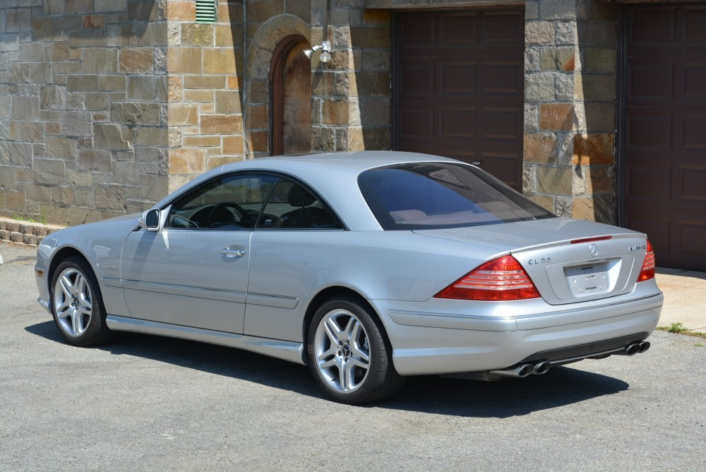 2004 Mercedes Benz Cl55 Amg Coupe Stock 20207 For Sale